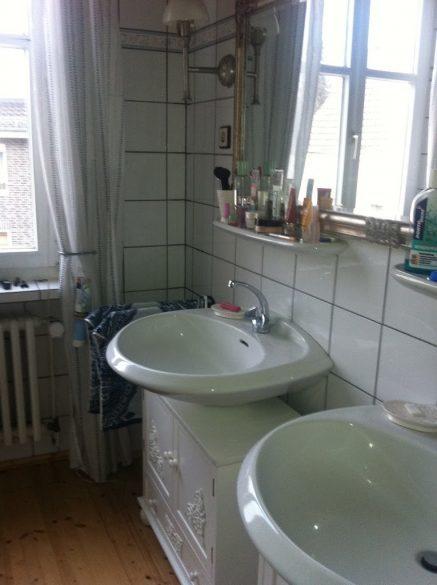 mein badezimmer burgdame. Black Bedroom Furniture Sets. Home Design Ideas