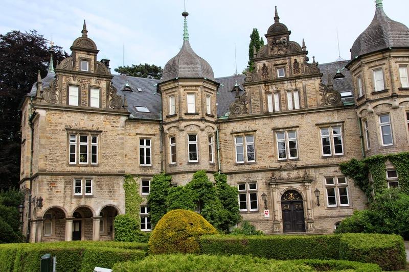 Schloss-Bückeburg, Schloss bei Minden, Weserrenaissance