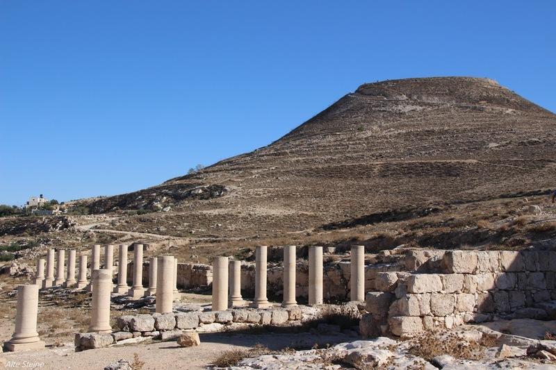 Ruinen bei Jerusalem, Ruinen bei Bethlehem