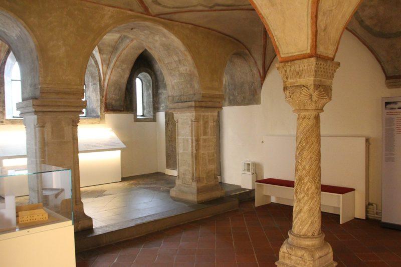 Kloster St. Ägidien und jüdisches Museum in Braunschweig