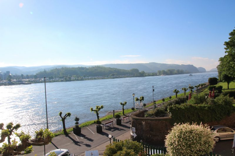 Rhein in Bad Breisig