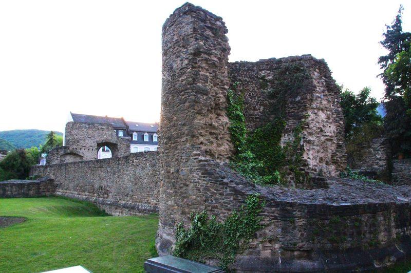 Römische Ruinen am Rhein, Sehenswürdigkeiten in Boppard