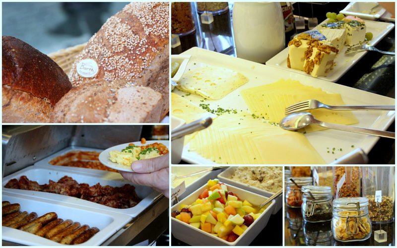 Frühstück im GHotel