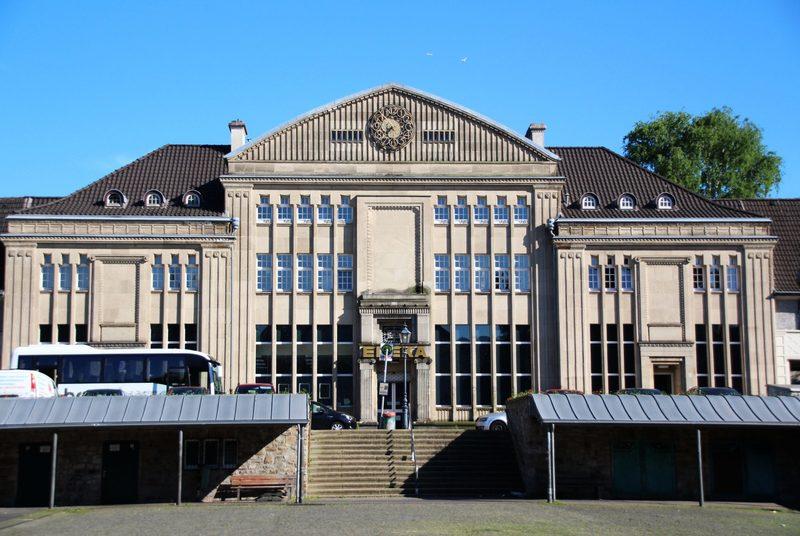 Margarethenhöhe Essen, Jugendstil- und Art Deco-Häuser in Essen