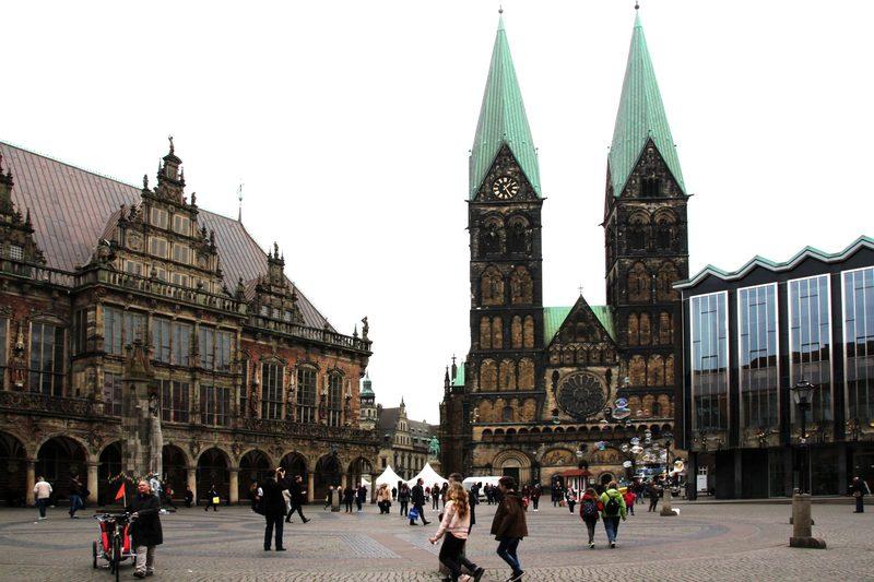 Marktplatz Bremen, Unesco Welterbe
