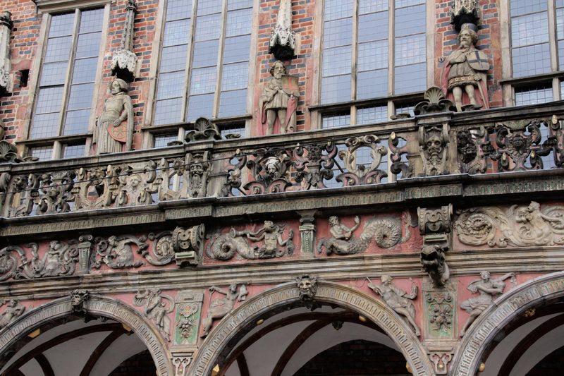 Rathaus Bremen Renaissance Weserrenaissance