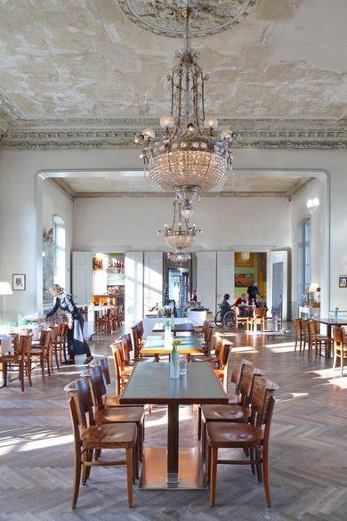 Museumscafé Hans-Arp Museum Remagen Rolandseck