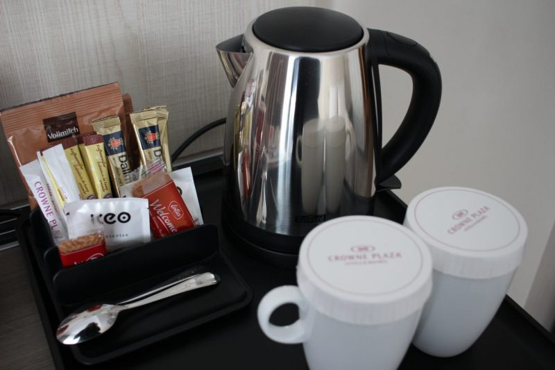 Tea & Coffee Making Facilities Hotel Crowne Plaza, Hannover