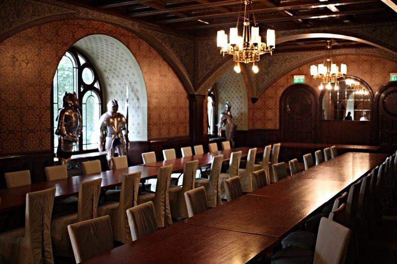 Tagung auf Schloss Schweinsburg