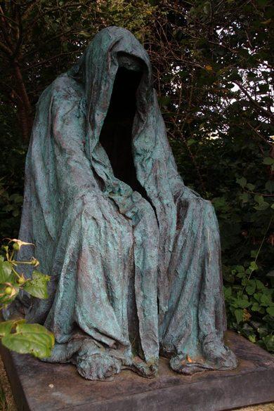 Nazgul oder Dementor auf Sylt