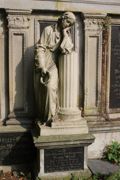 Friedhofsskulptur, Friedhofsfotografie