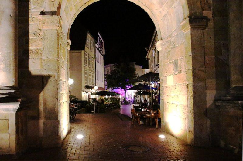 Osnabrück by night