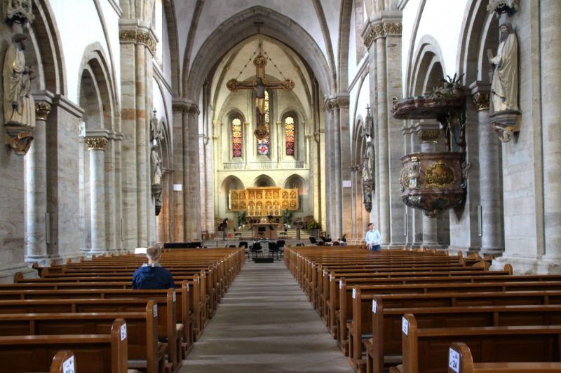romanischer Dom von Osnabrück