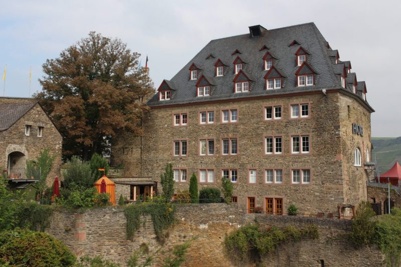 Romantik Hotel Schloss Rheinfels, St. Goar, Unesco Welterbe