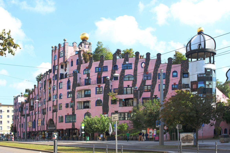 Hotel H Wien Dach