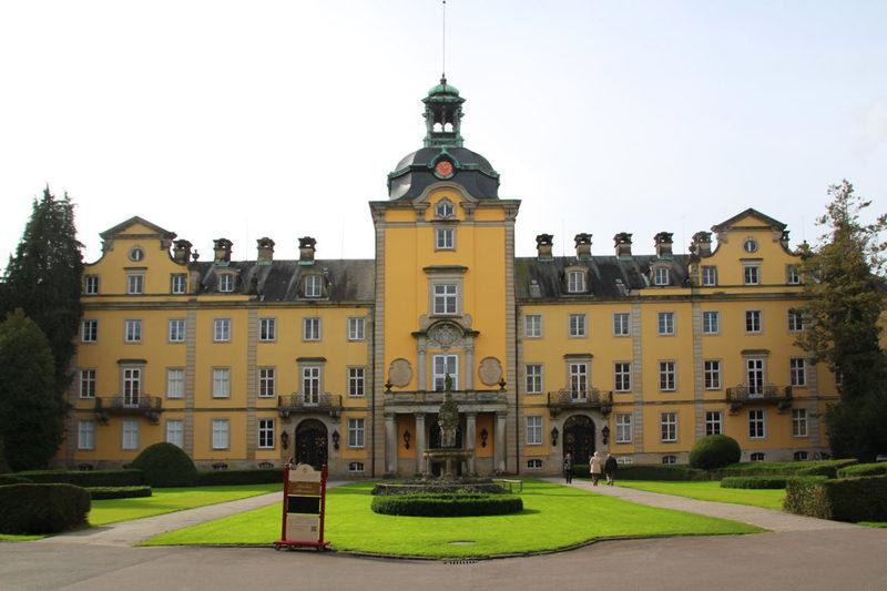Schloss Bückeburg im Weserbergland