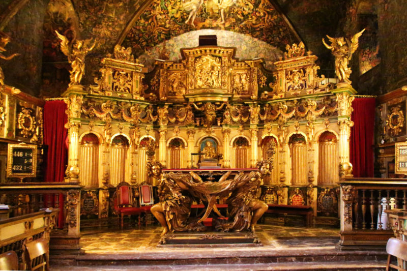 Schlosskapelle Schloss Bückeburg, Prachtvolle Kapelle, Heiraten im Schloss Bückeburg