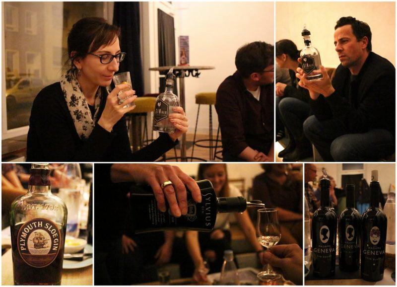 Sputnik Paderborn, Gin Tasting,