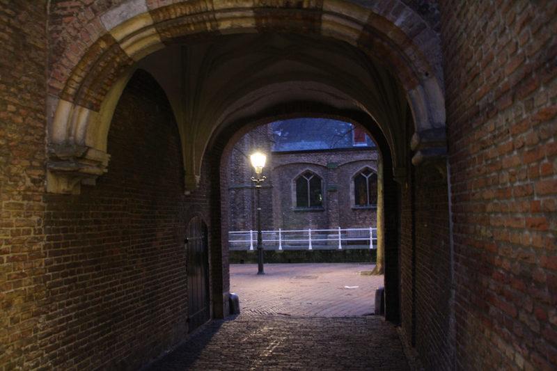 Oude Kerk Delft, Sehenswerte Kirchen in Delft