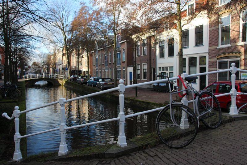 Altstadt von Delft, Sehenswürdigkeiten Delft
