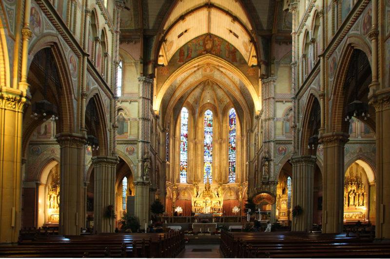 Historismus und Jugendstil in Delft, Schönste Kirche in Delft