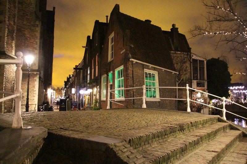 Sightseeing Delft, Sehenswürdigkeiten in Delft