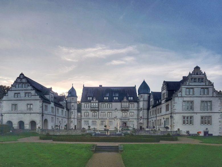 Schloss Schwöbber, Schloss bei Hameln, Schloss im Weserbergland