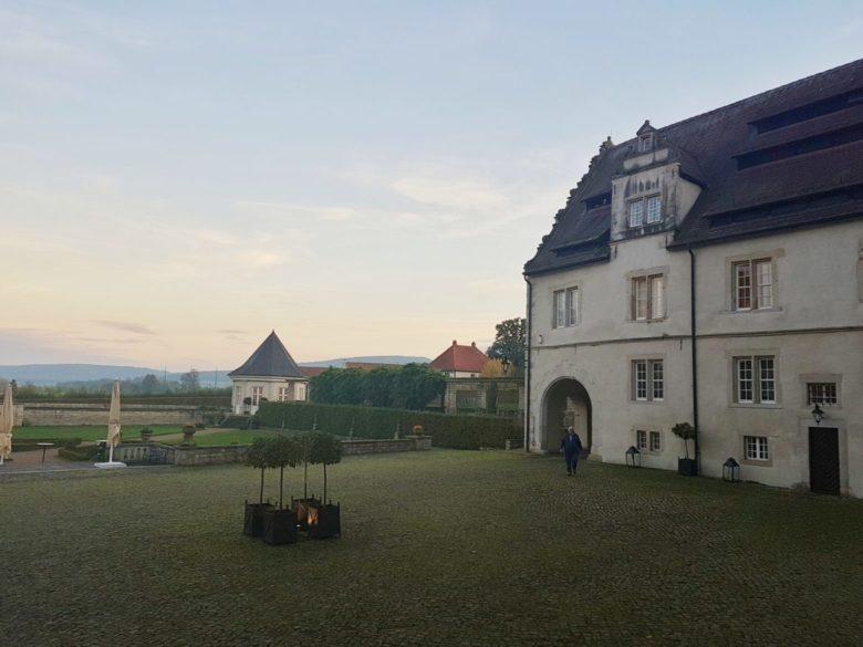 Schloss Münchhausen, Schlosshotel Münchhausen, Schloss Schwöbber, Weserbergland, Hameln