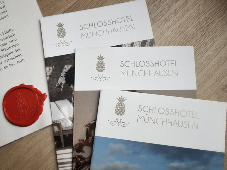 Schlosshotel Münchhausen, Ananas