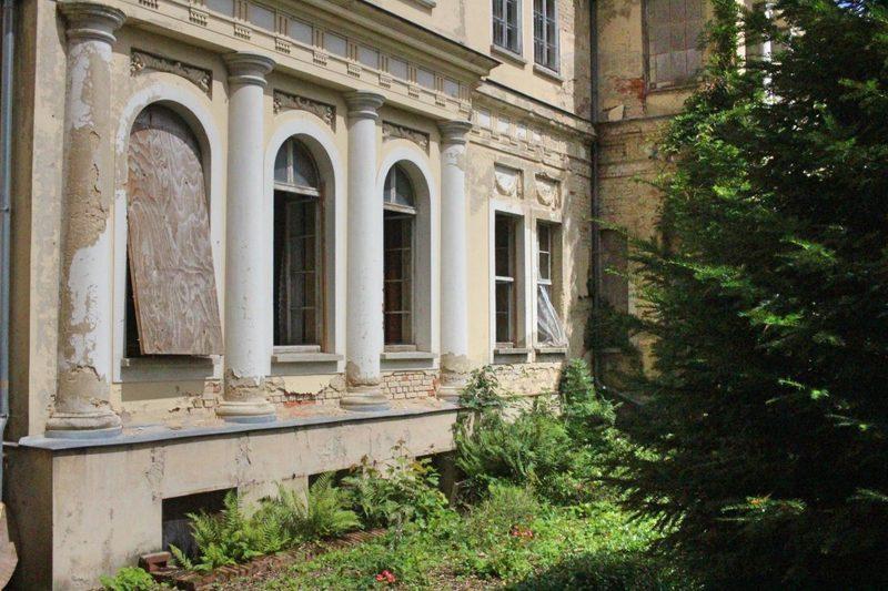 Schloss Tannenfeld, Lost Places in Thüringen