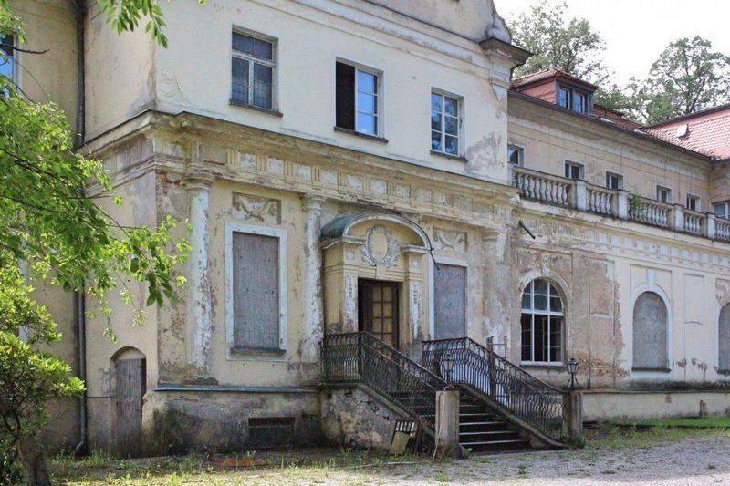 Schloss Tannenfeld, Lost Place bei Zwickau und Gera, Herzogin von Kurland
