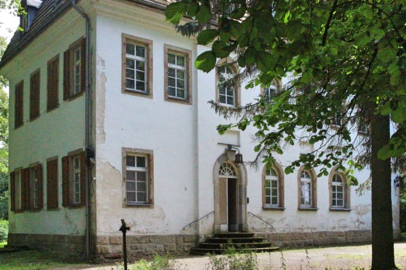 Lost Place bei Zwickau, Lost Places bei Gera, verlassenes Sanatorium