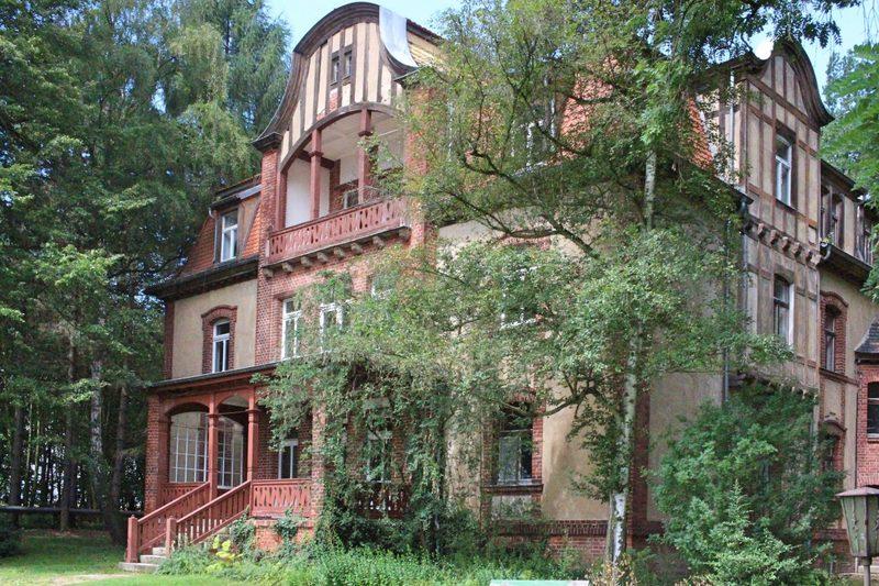 Verlassenes Sanatorium in Thüringen, Sanatorium Tannenfeld, Lost Places in Thüringen