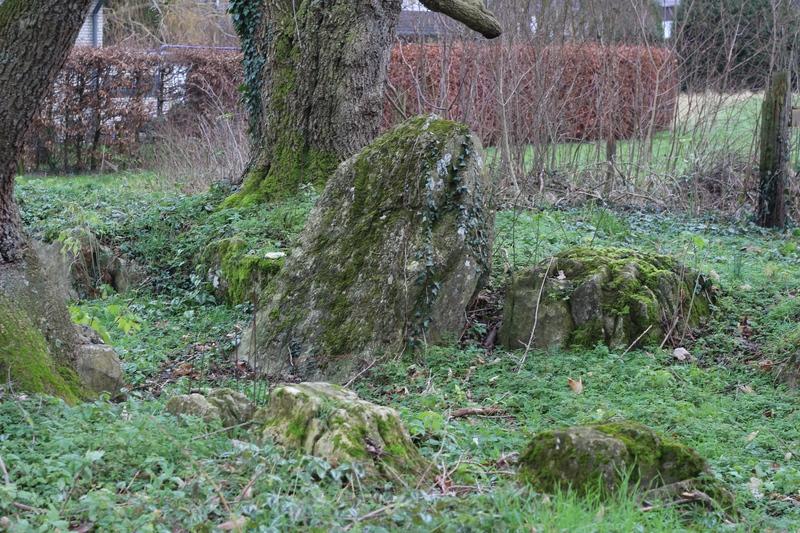 Dolmen, Steinkammergrab, Steinkistengrab, Ostwestfalen, Borchen, Paderborn