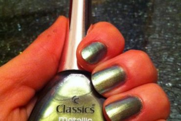 Golden Rose Classic Metallic Nagellack