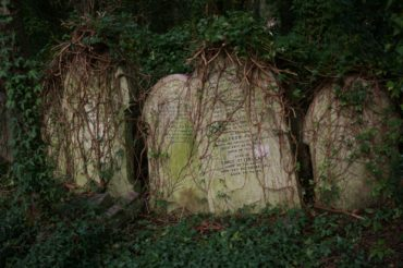 Highgate Cemetery in London – Neuer Friedhof