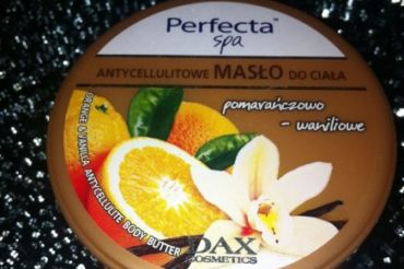 Anticellulite Body Butter Orange-Vanille von DAX Cosmetics