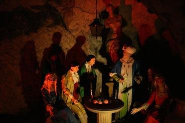 Die Hellfire Caves in West Wycomb – Treffpunkt einer mysteriösen Geheimgesellschaft