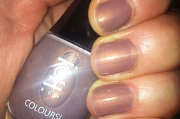 NOTD: KOH Nr. 170 Naughty brown