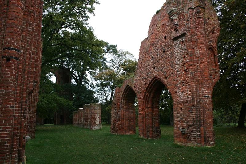 Caspar David Friedrich Abtei im Eichenwald Klosterruine Ruine Eldena