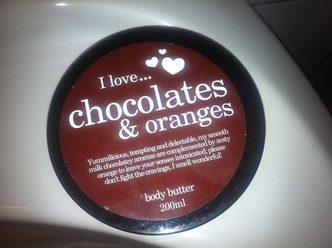 Maegwin ist ein Schokoholic – Teil 1 – I love chocolates & oranges