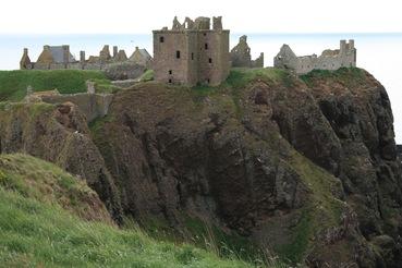 Dunnottar Castle – vielleicht die spektakulärste schottische Burg