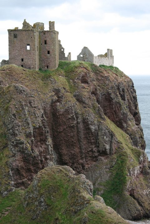 dunnottar Castle Schottland Burgruine Küste
