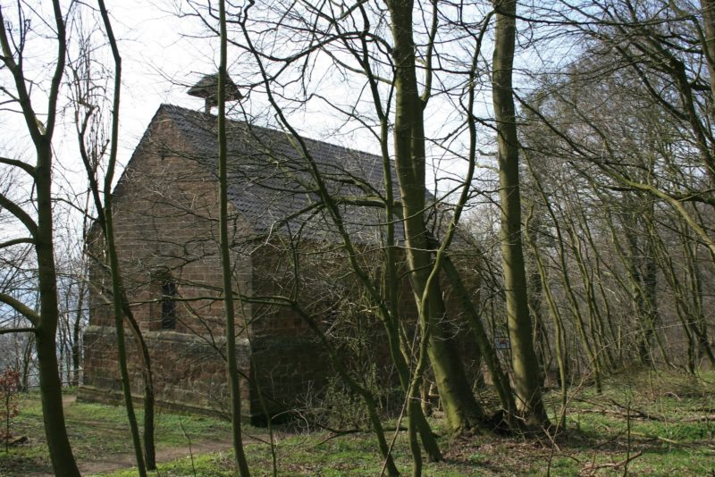 Burg Burgruine Limberg Nonnenstein Wittekindsburg Margarethenkapelle Porta Westfalica Kaiser Wilhelm Denkmal
