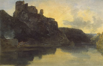 Cilgerran Castle William Turner Wales