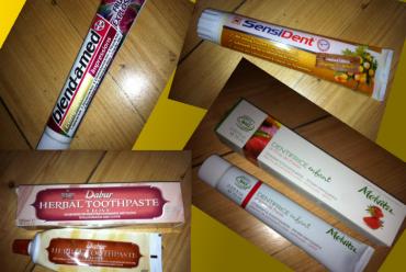 Zahnpasta muss nicht langweilig sein