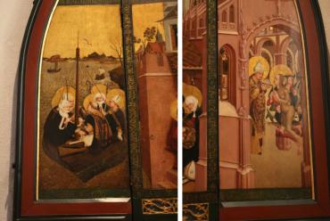 Maria Magdalena im Schwarzwald – Der geheimnisvolle Magdalenenaltar von Lucas Moser