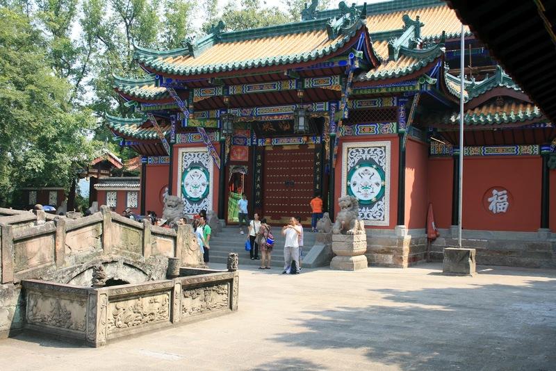 Fengdu Stadt der Geister China