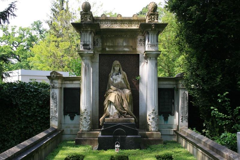 Friedhof Karlsruhe Hauptfriedhof