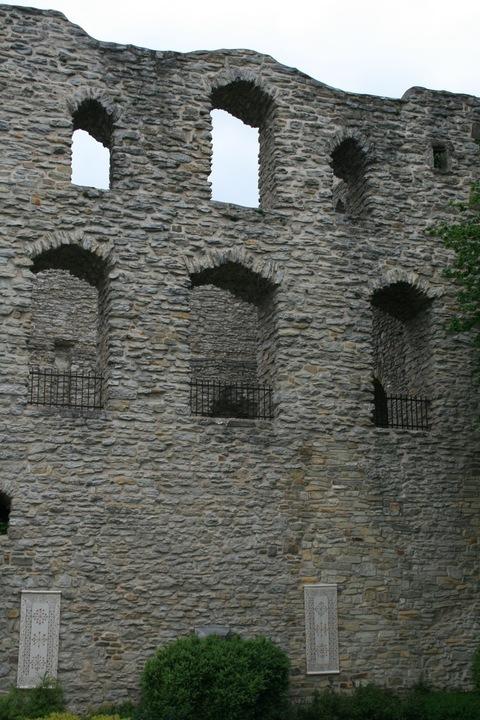 externsteine Heiliger Gral Ostwestfalen Burg Lippspringe Ostwestfalen